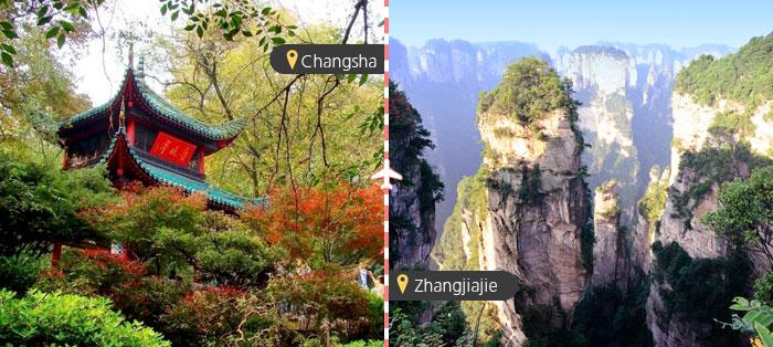 Changsha & Zhangjiajie Tour