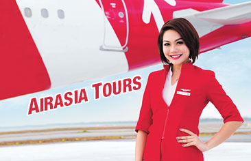 AirAsia Tour Packages