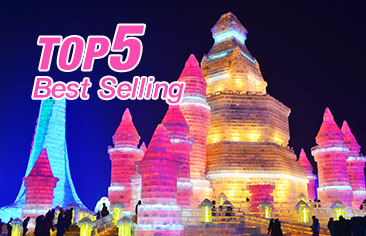 Top 5 Best-selling Tours
