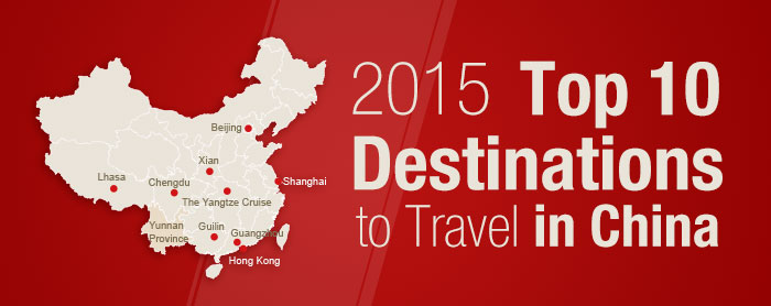 Top 10 China Tours Sold in 2014
