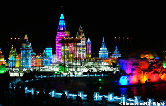 2018 Harbin Ice and Snow Festival