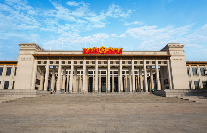 Silk Road Exhibition Opens at  National Museum of China