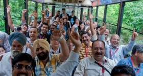 Exide India Incentive Group at Hong Kong and Macau Tour