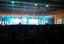 Century Holiday Accepted 1000 People from Siyu Consulting Company to Hold Annual Meeting in Shenzhen