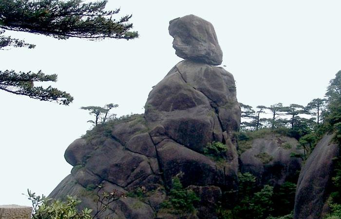 Goddess Peak