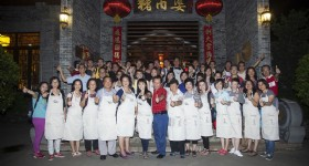 Malaysian Incentive Gourmet Tour with Chef Martin Yan