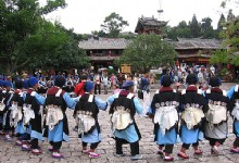 Naxi Musical Concert in Lijiang