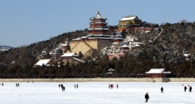 Winter at Beijing Summer Palace