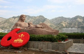 Lanzhou Yellow River Mother Sculpture 1