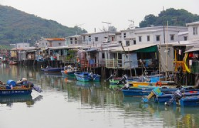 Hong Kong Tai O Fishing Village 4