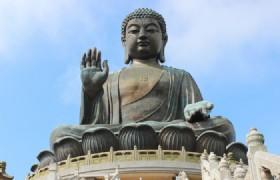 Hong Kong Tian Tan Buddha 1