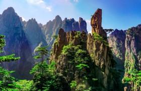 Anhui Mount Huangshan 8