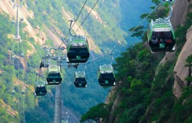 Yungu Cable car