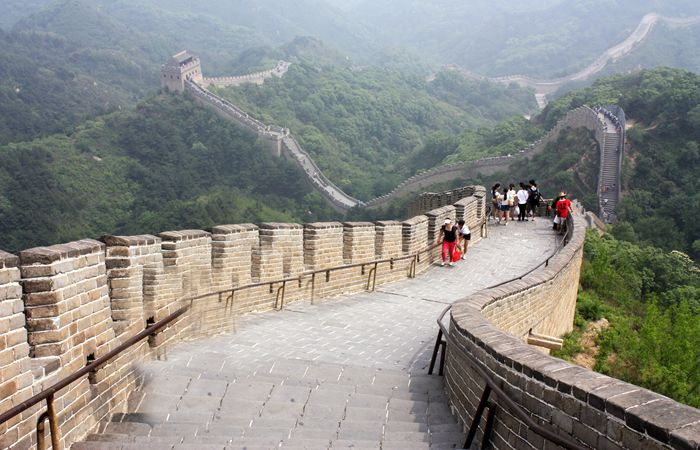 Badaling Great Wall and Changling Tomb 1 Day Tour