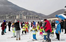 Badaling Ski Resort3