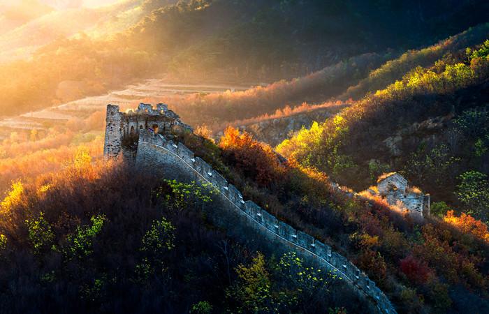 Badaling Remnant Great Wall