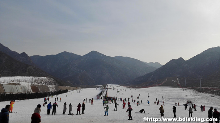 8 Days Beijing and Harbin Ski Tour