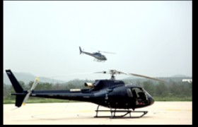 Badaling helicopter tour 1