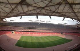 Beijing Olympic Stadium - Bird Nest