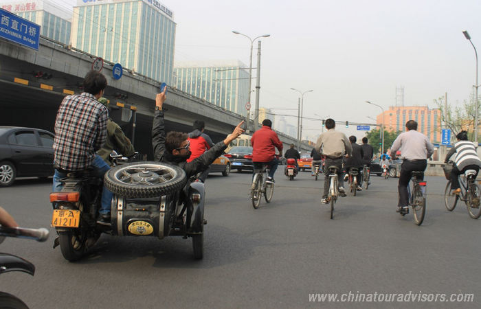 Beijing Side Car