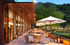 Restaurant in Commune by the Great Wall