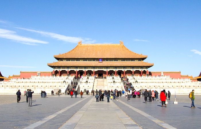 Beijing Imperial Culture One Day Tour