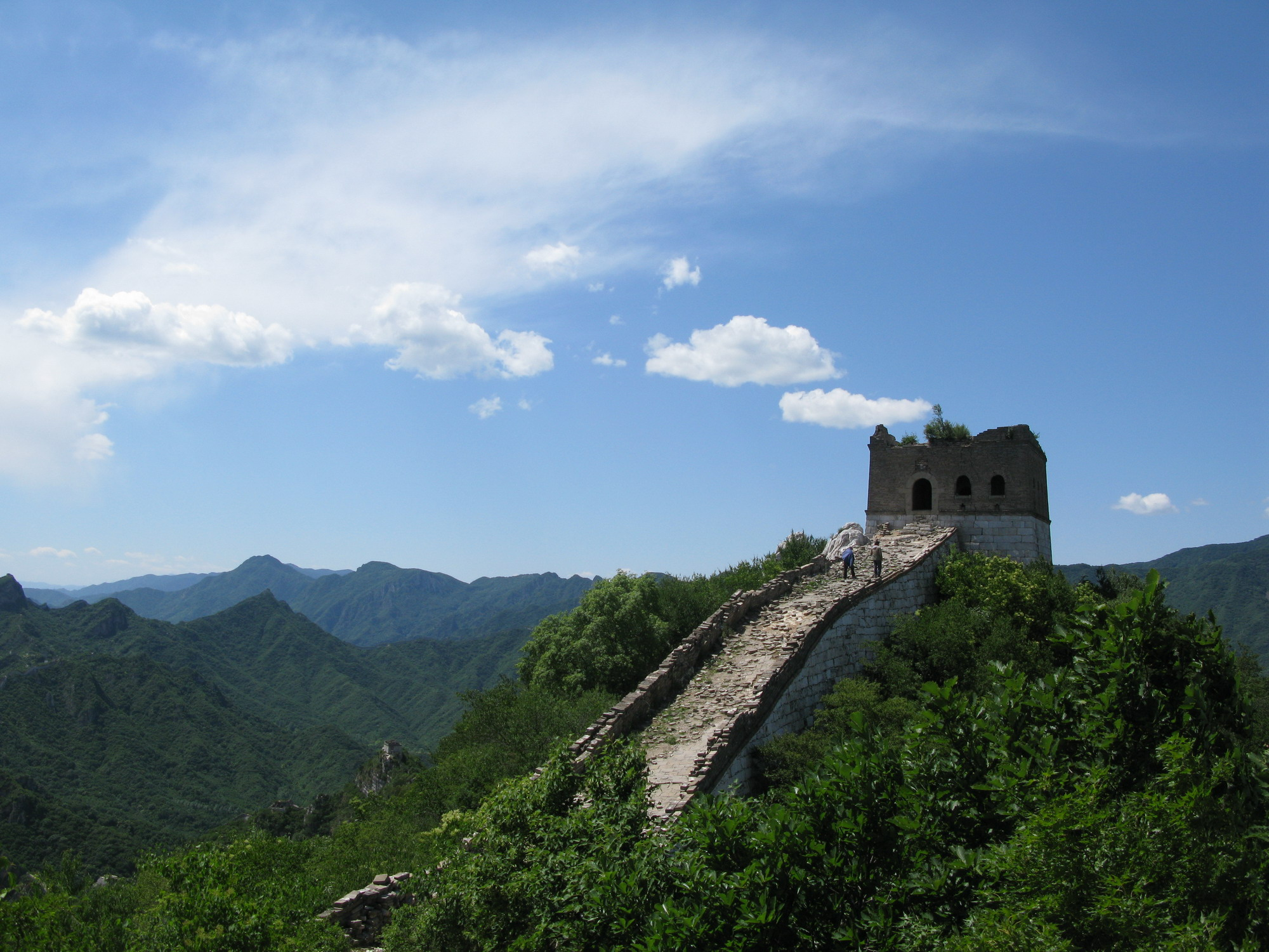 Beijing Essence & Great Wall Hiking 5 Days Tour