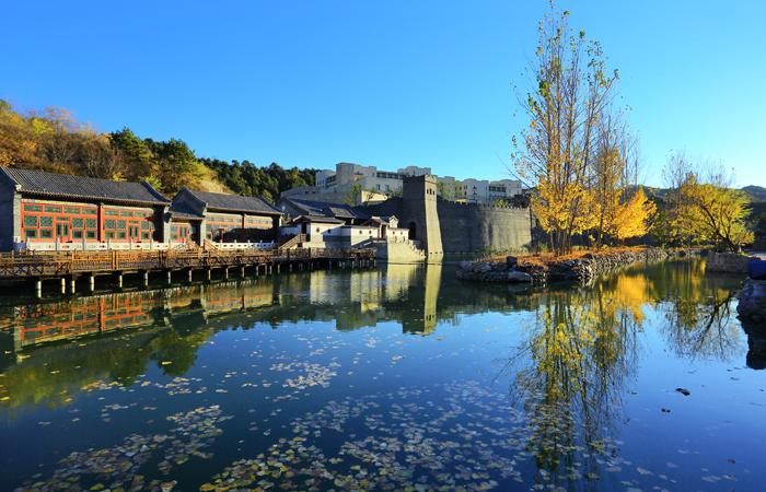 Beijing and Gubei Water Town 5 Days Private Tour