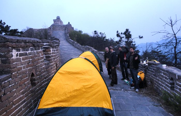 8 Day Great Wall Hiking Tour