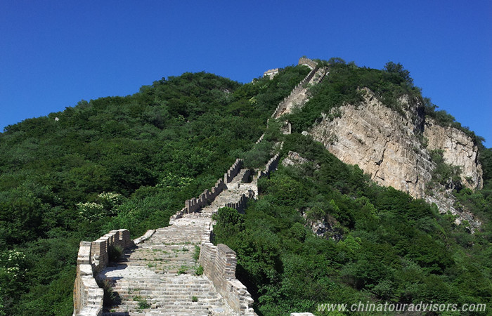 Jiankou Great Wall