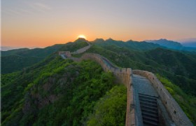 Jinshanling Great Wall Sunrise1