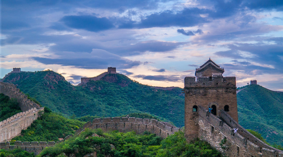 Jinshanling Great Wall Hiking Day Tour
