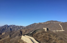 Mutianyu Great Wall Beijing China 002