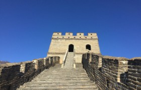 Mutianyu Great Wall Beijing China 003