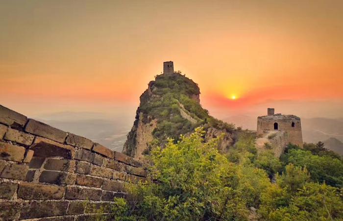 Shanghai Xian Beijing 9 Days Tour (Great Wall Hiking &Sunset)