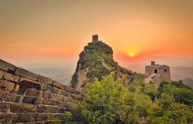Shanghai Xian Beijing 9 Days Tour (Great Wall Hiking &Sunset)