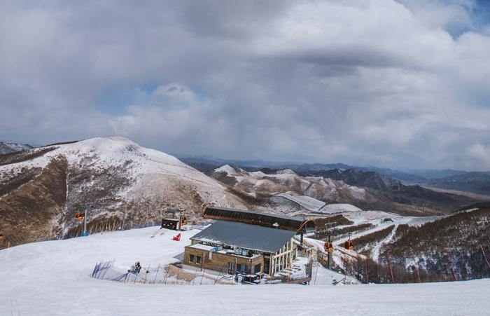 4 Day Beijing Taiwoo Ski Town Tour