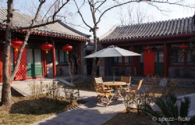 Beijing Courtyards (Siheyuan)