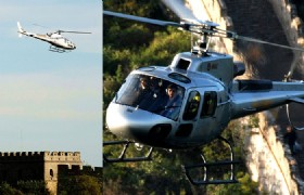 Badaling Great Wall Helicopter Tour 45 Minutes