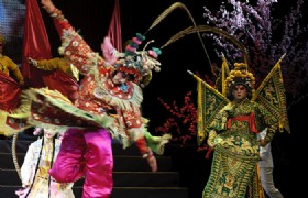 Beijing Night Tour- Beijing Opera with Transfers (Liyuan Theater)