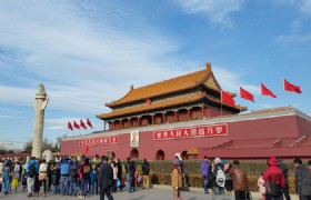 5-Hour Beijing Cityscape Sightseeing  Group Tour