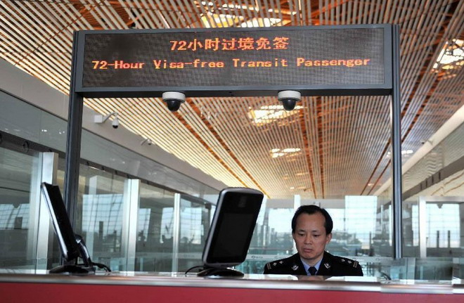 Stay Up To 21 Days Visa Free in China