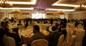 We Catered 1,500-person Incentive from India