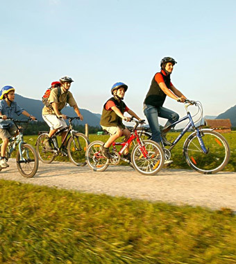 Top Cycling & Skiing Destinations