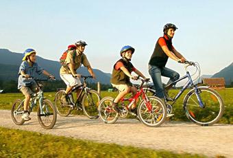 Top Cycling & Skiing Destinations