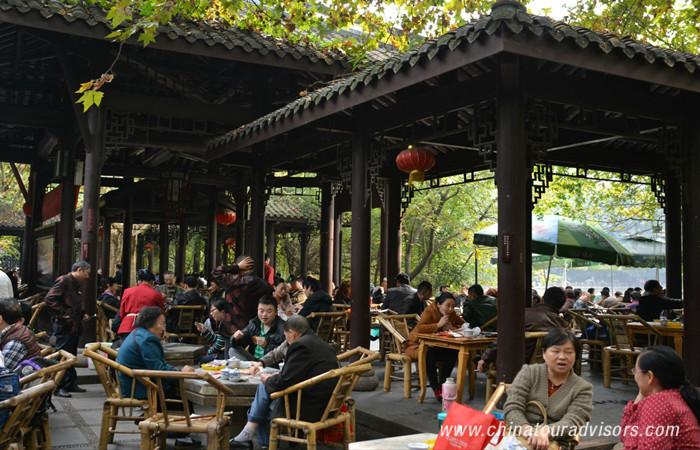 Sichuan Tea Culture