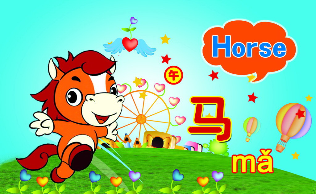 Characteristics of Horse