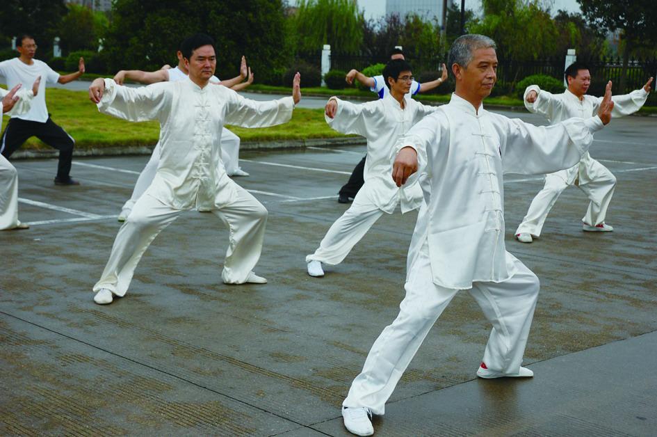 Tai Chi Experience in Yangshuo