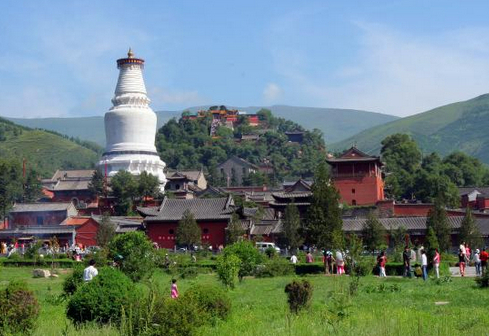 Mt. Wutai International Tourist Month