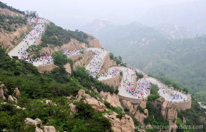 Yushan Scenic Spot